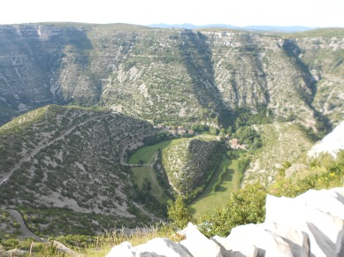 The Cirque du Navacelles